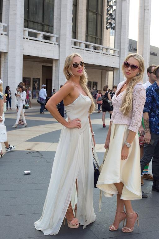 nubry new york fashion week spring 2015 street style - Yuna Yang Collection 21