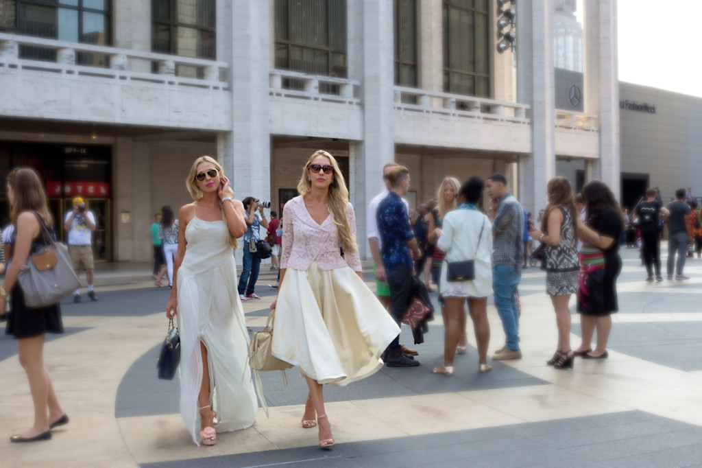nubry new york fashion week spring 2015 street style - Yuna Yang Collection 22