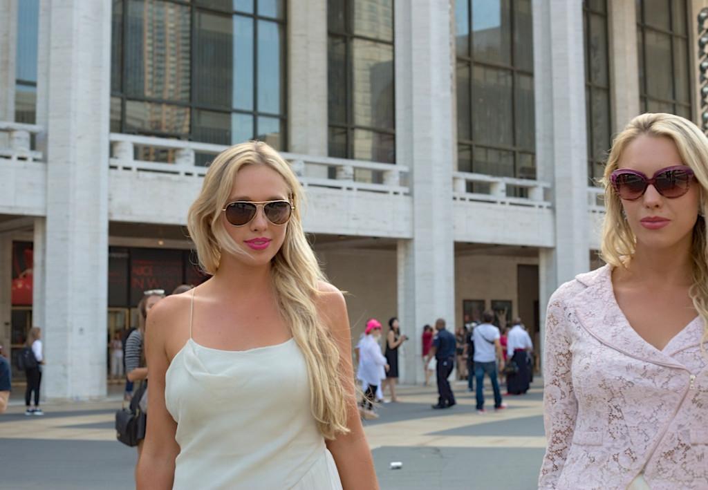 nubry new york fashion week spring 2015 street style - Yuna Yang Collection 24