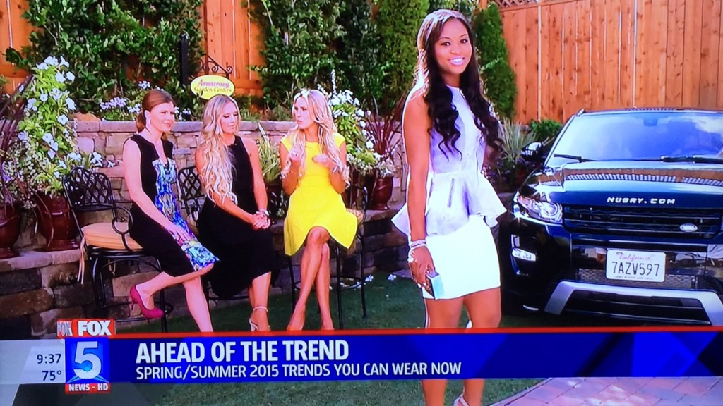 Fall fashion trends new york fashion week la jolla land rover san diego peekaboo