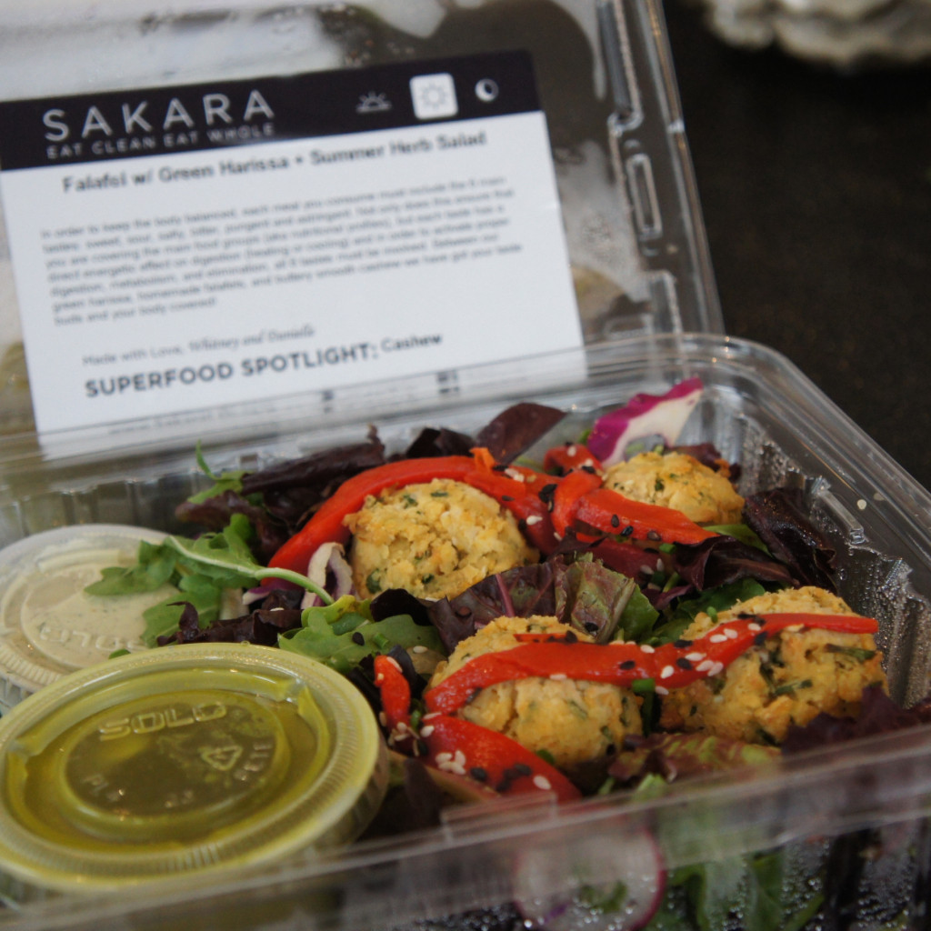 Vegan Diet - Sakara Organic Meal Delivery - New York Fashion Week