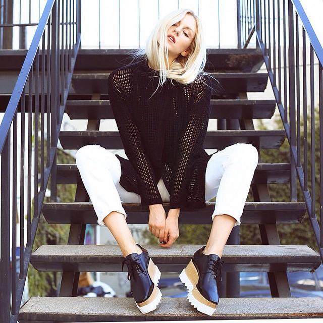 fall fashion essentials - cozy sweater - peace love shea