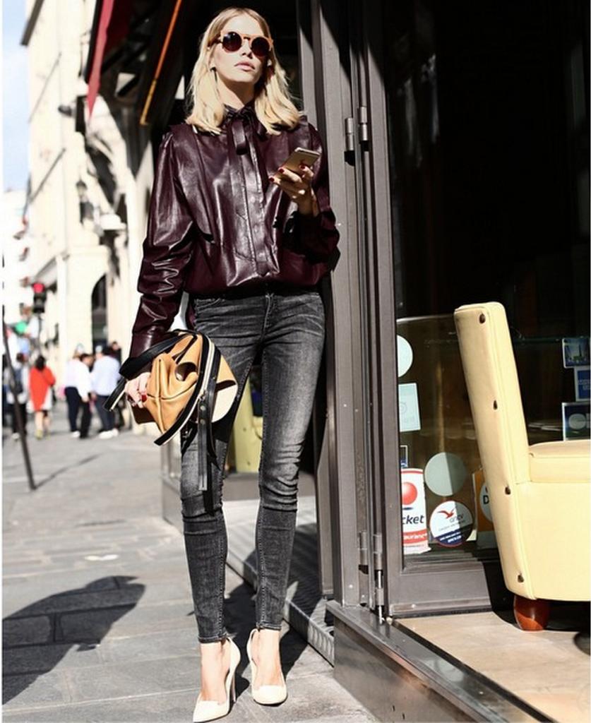 lena perminova fall fashion trends