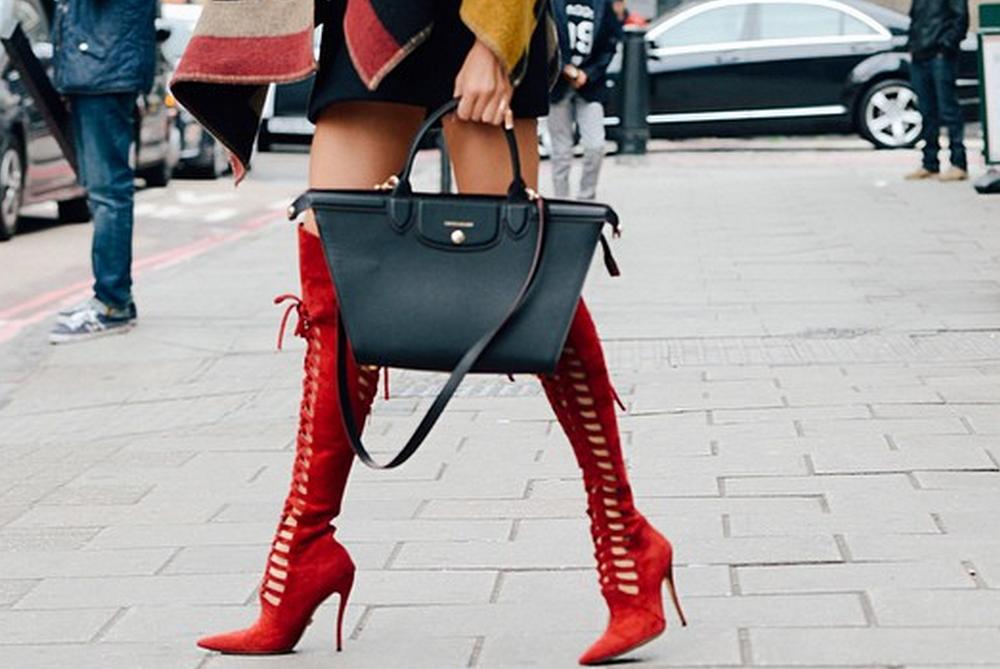 lena perminova fall fashion trends lfw