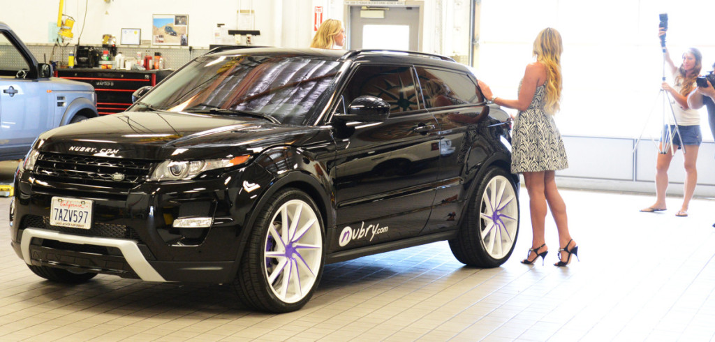 Nubry edition Land Rover San Diego Range Rover Evoque La Jolla