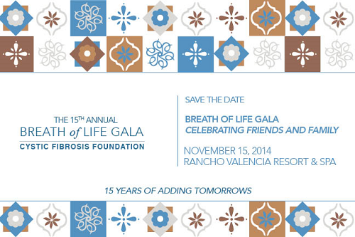 Cystic fibrosis gala at rancho valencia resort and spa