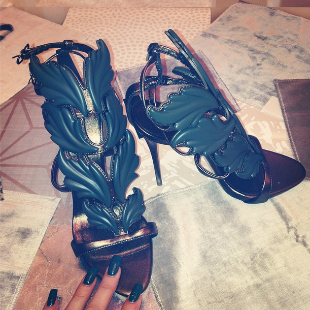 Photo from Khloe Kardashian Instagram