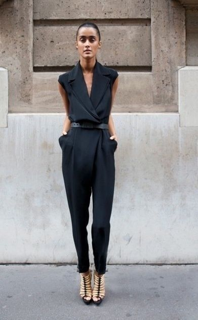 cute thanksgiving outfits ideas - jumpsuit