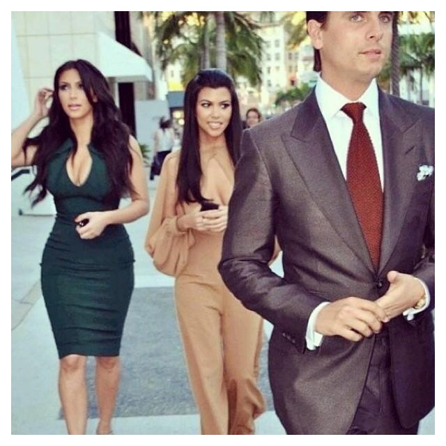 Photo Credit: Kim Kardashian's Instagram