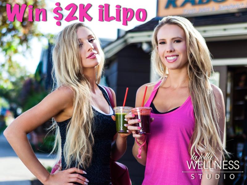 iLipo giveaway - la jolla wellness studio