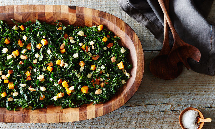 Holiday Kale Salad