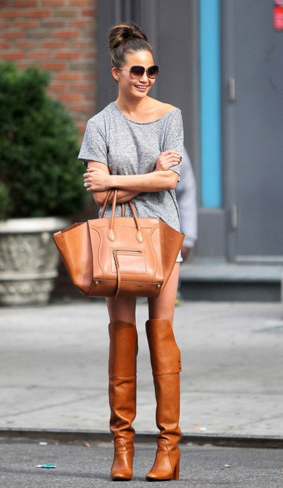 Chrissy-Teigens-Brown-Womens-Knee-High-Boots
