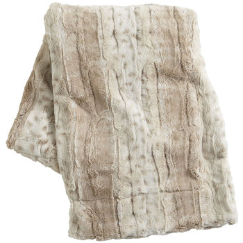 Faux Fur Leopard Throw Pier 1 Imports Holiday Gift Ideas