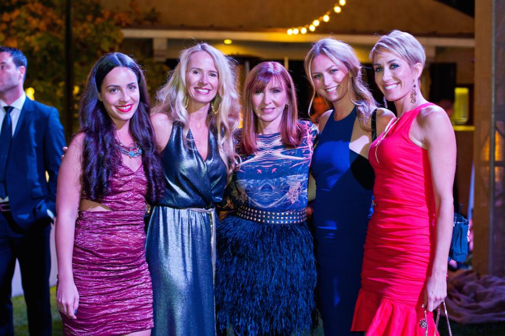 Most Stylish Heels2Heal la jolla gala Nicole Miller fashion show 2015 1