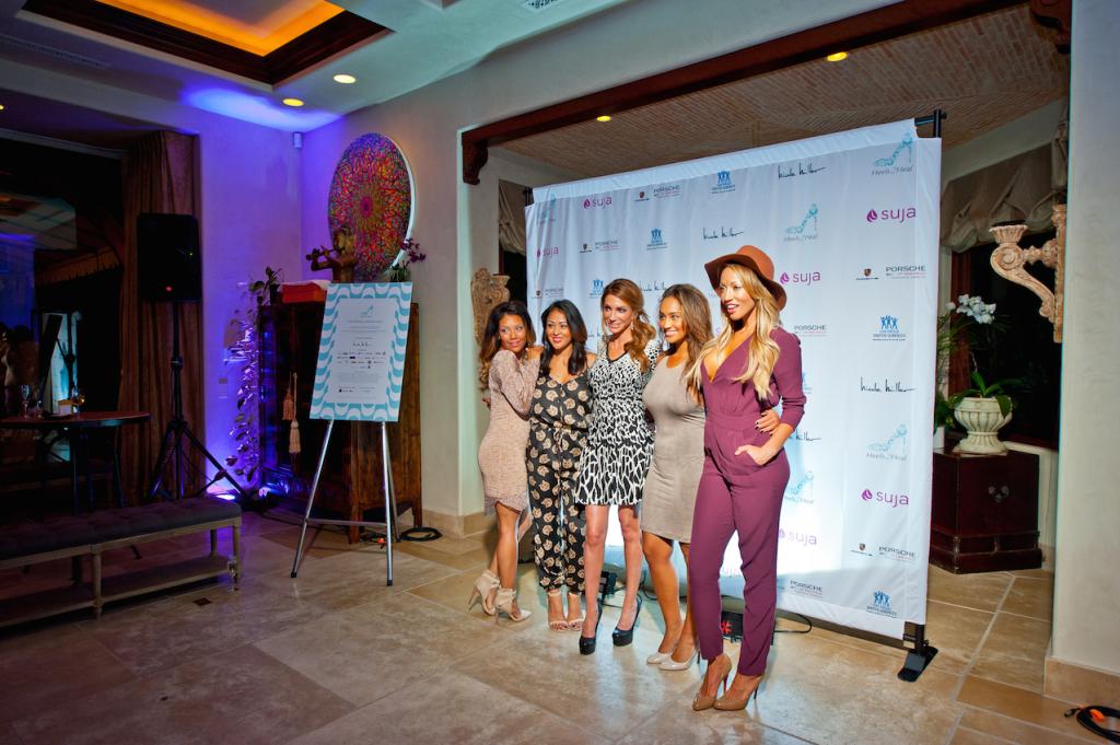 Most Stylish Heels2Heal la jolla gala Nicole Miller fashion show 2015 2
