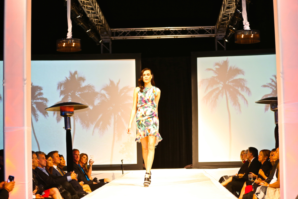 Most Stylish Heels2Heal la jolla gala Nicole Miller fashion show 2015 22