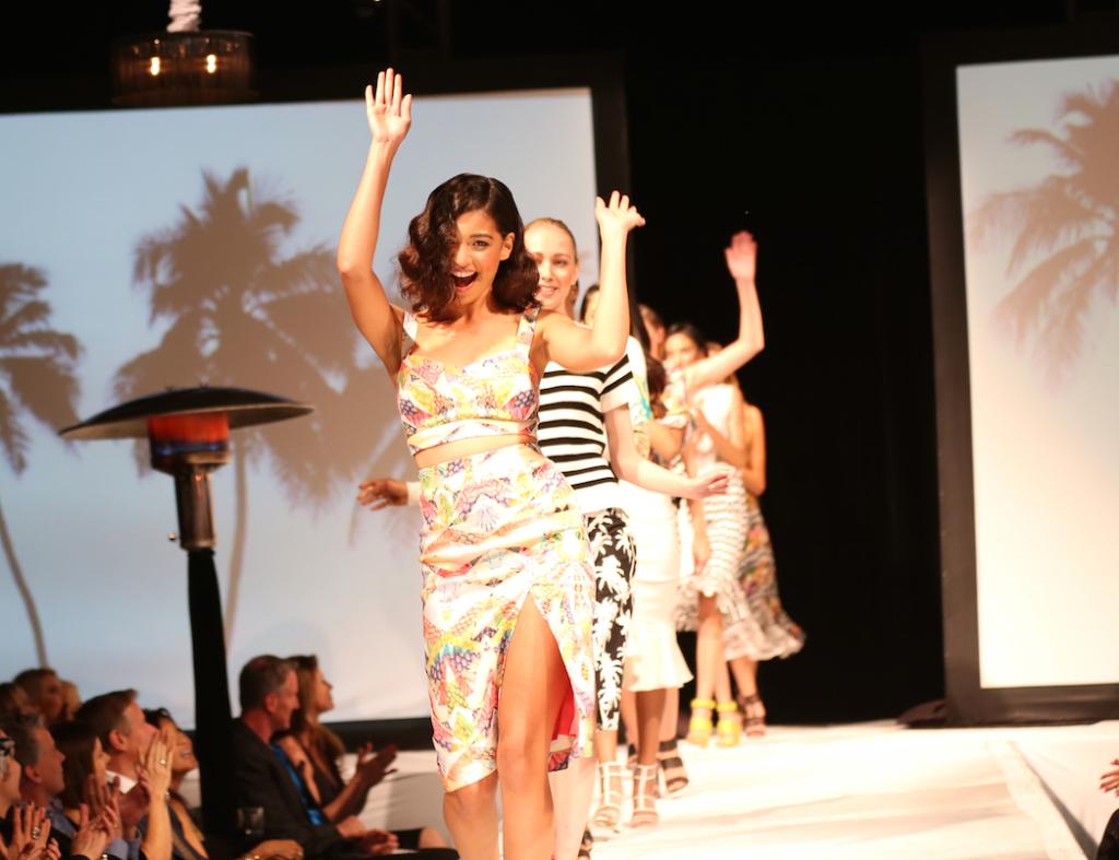 Most Stylish Heels2Heal la jolla gala Nicole Miller fashion show 2015 23