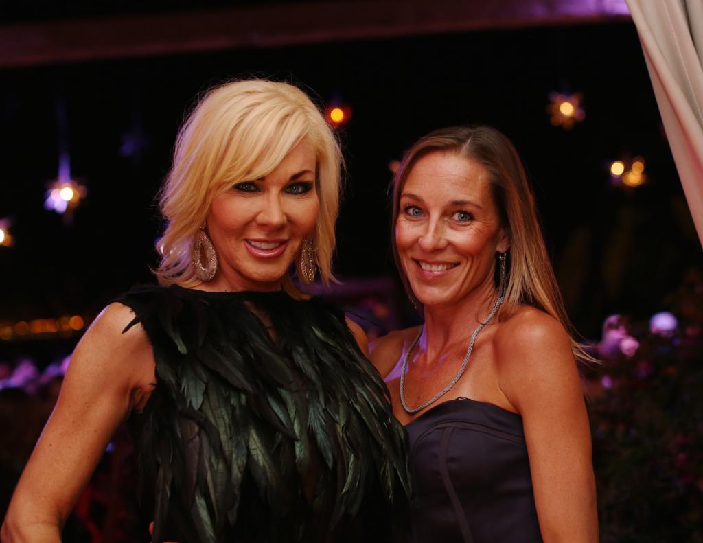 sonya berg dione becker Most Stylish Heels2Heal la jolla gala Nicole Miller fashion show 2015 44