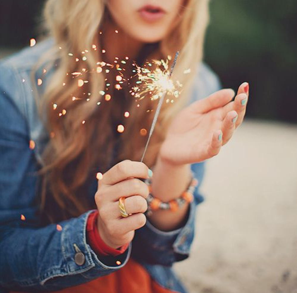 No Fuss New Year's Eve Tips For The Party Host - sparklers