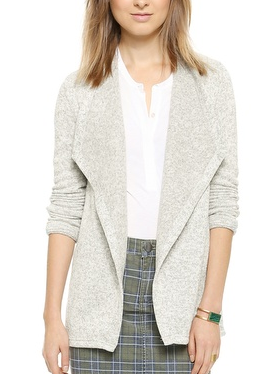 sweaters for women collared cardigan