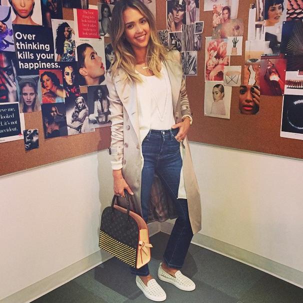 Photo Credit: Jessica Alba's Instagram
