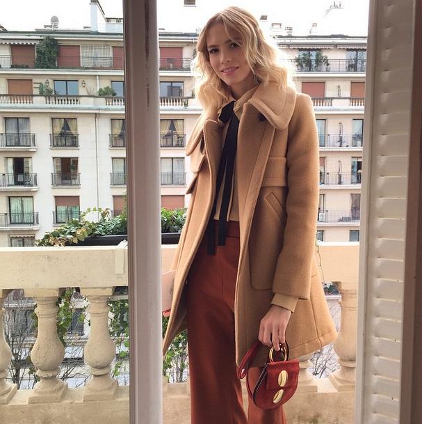 Photo Credit: Lena Perminova's Instagram