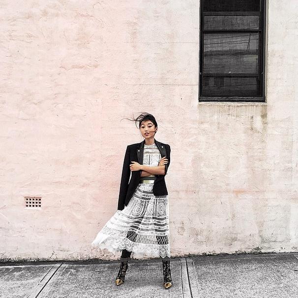 Photo Credit: Margaret Zhang's Instagram