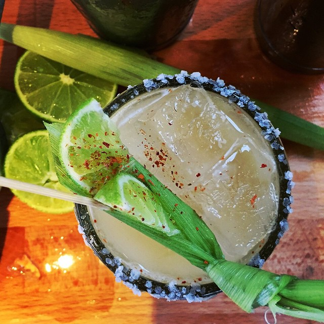 skinny margarita without sugar