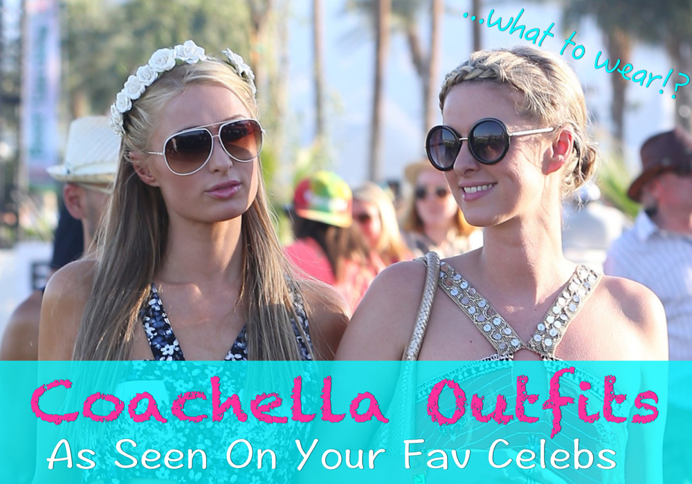 Coachella Festival Outfits - Celebrity Style - Fashion BLoggers - Coachella 2015