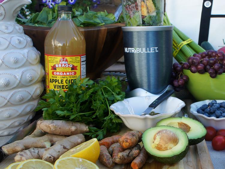 detox lifestyle - detox salad dressing