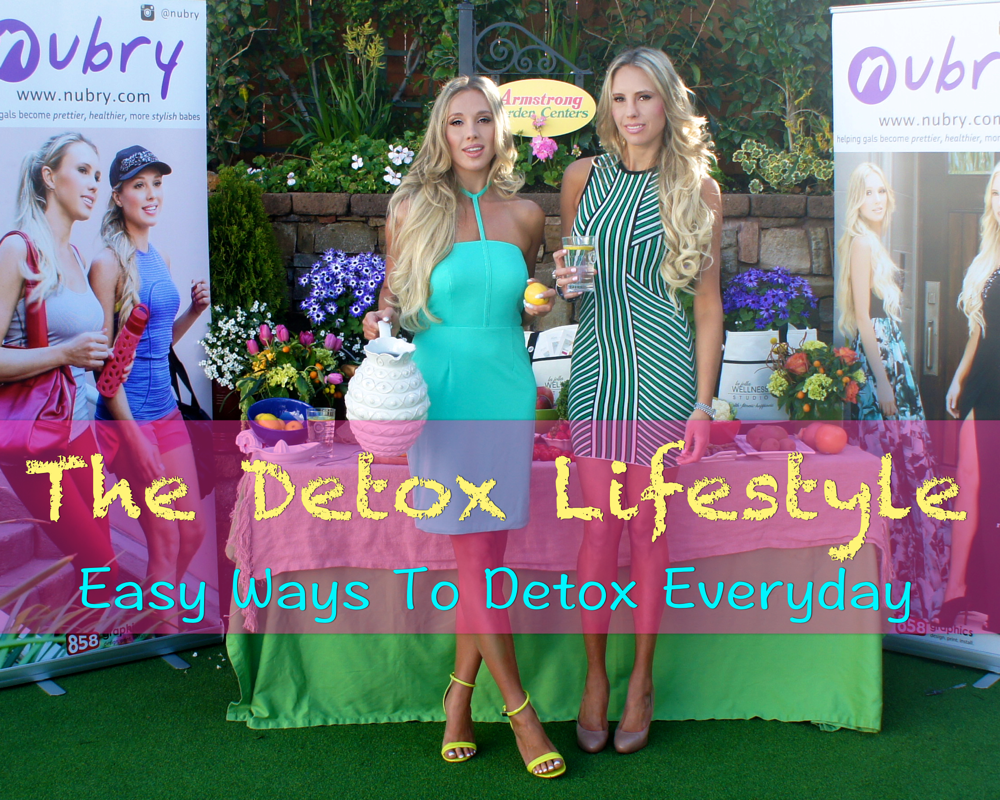 how to live a detox lifestyle - fox 5 news san diego