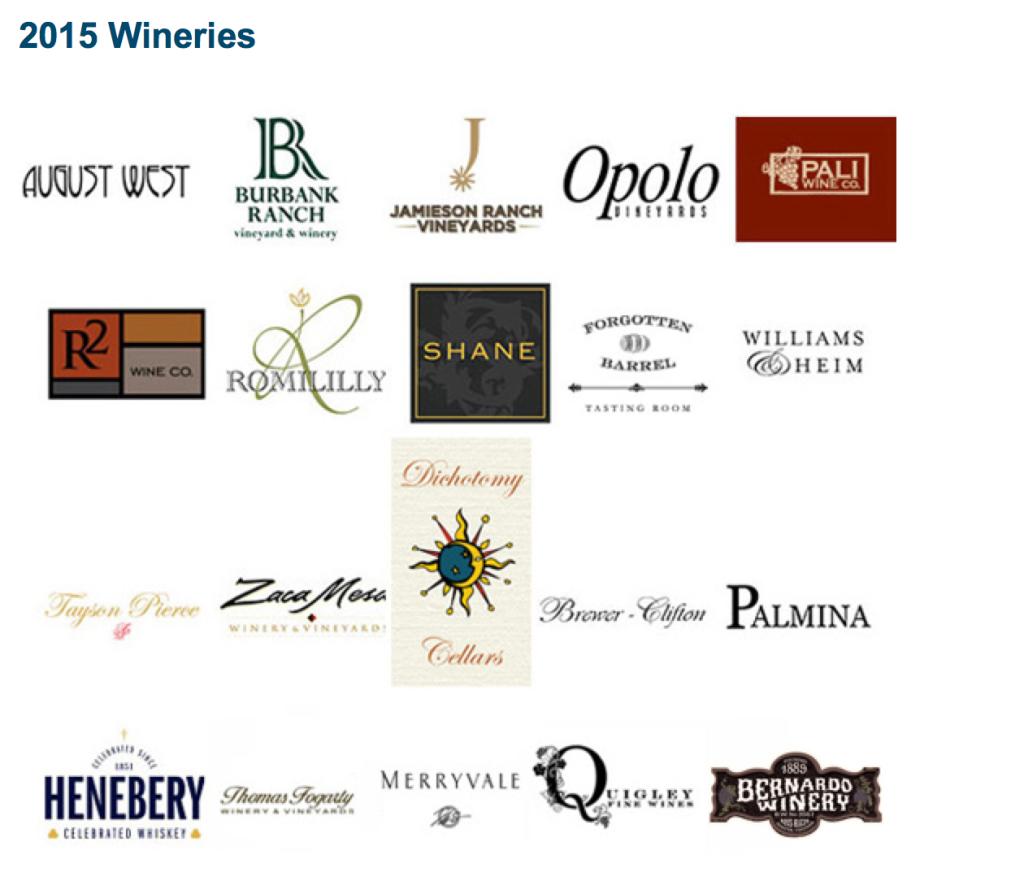 San Diego wine Affair