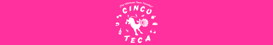 cinco teca email header