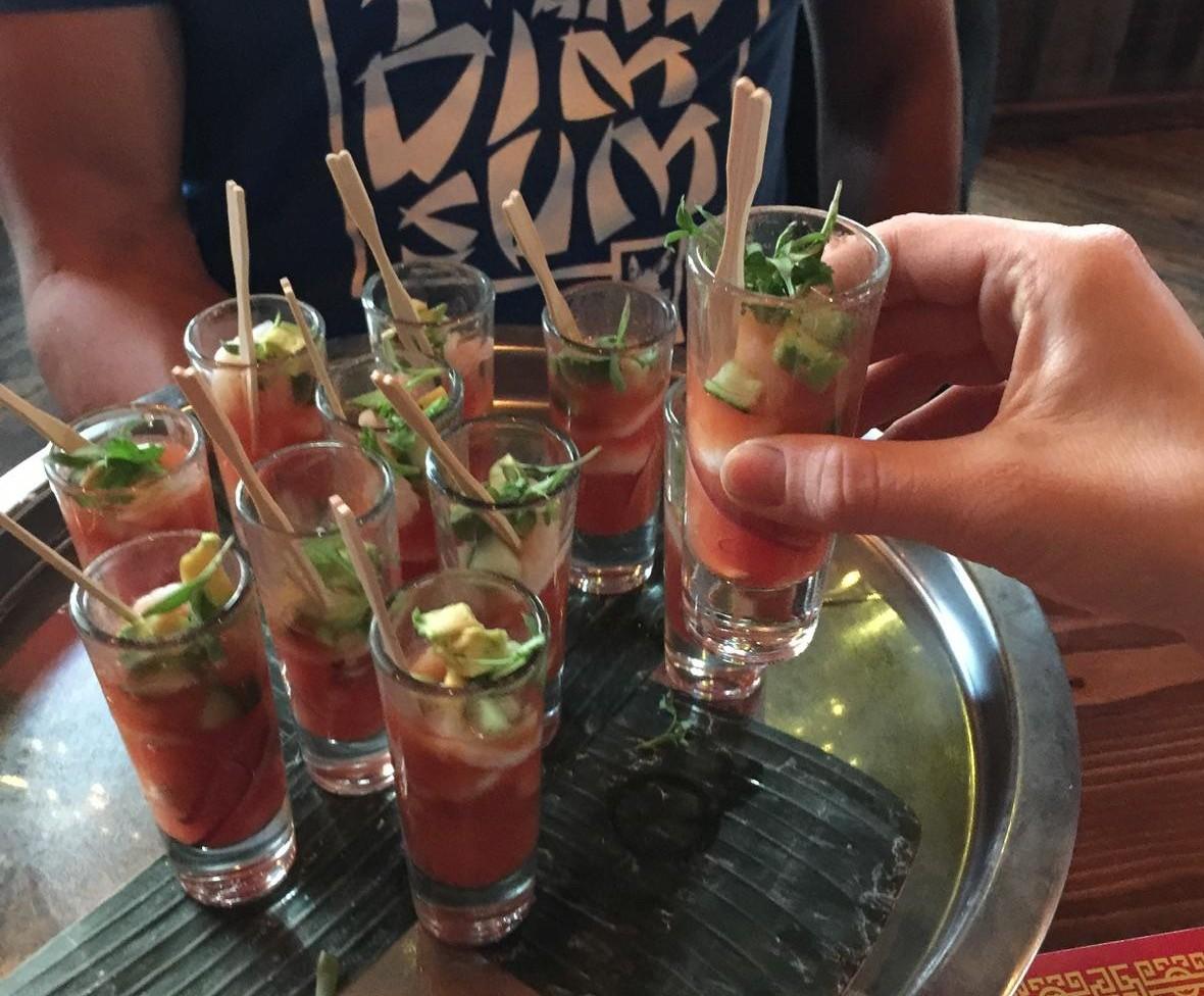 san diego mexican restaurant - blind burro- dim sum 8