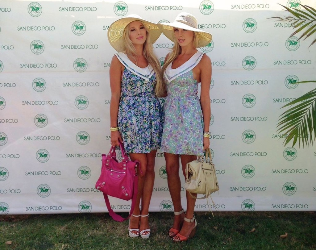 San Diego polo opening day