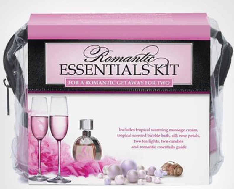 Romantic Essentials Kit - Bride