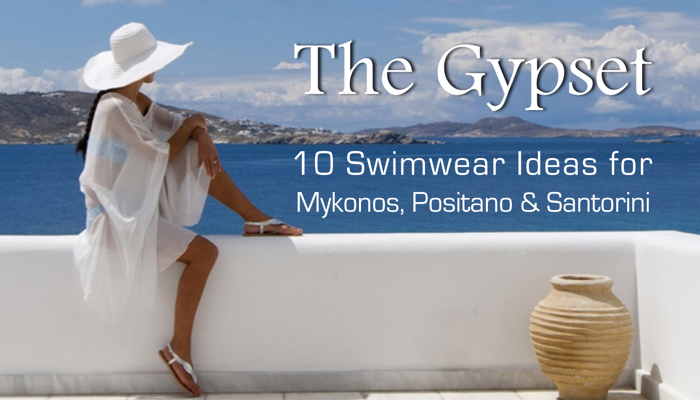 See what the gypset wear on summer vacation at all the top European beach towns...