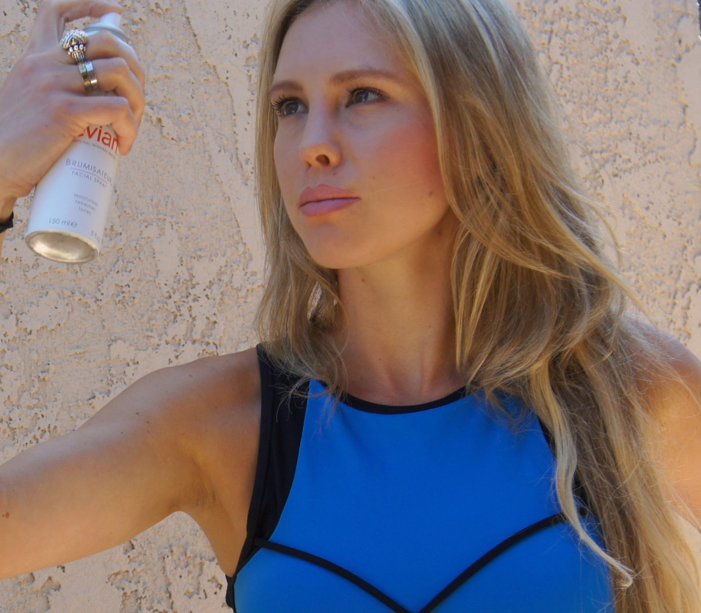 Evian Spray for Hydration
