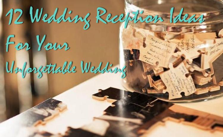 wedding reception ideas jigsaw puzzle