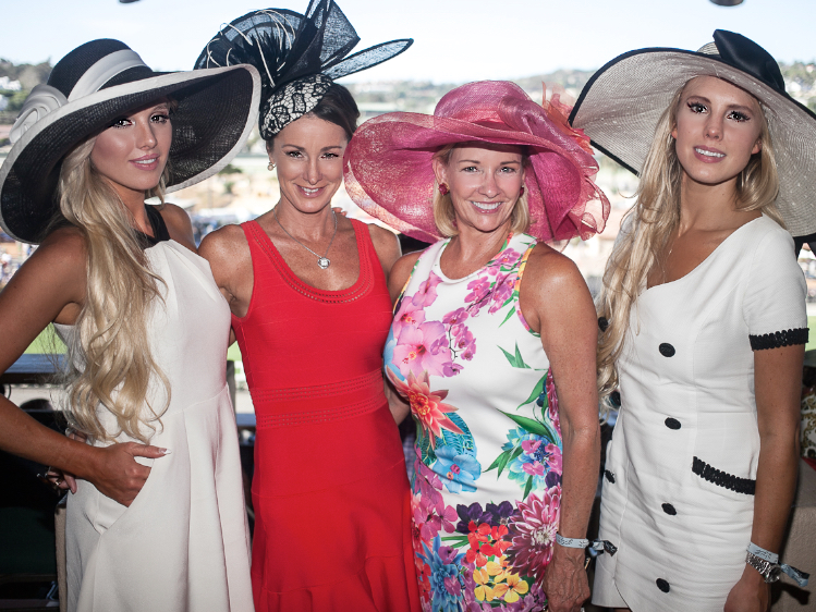 what to wear del mar races opening day 11