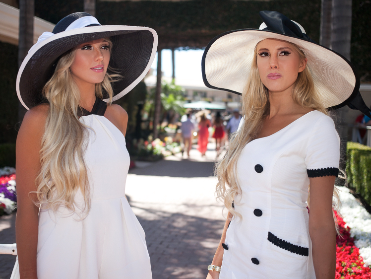 what to wear del mar races opening day 2