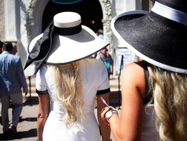 what to wear del mar races opening day 4