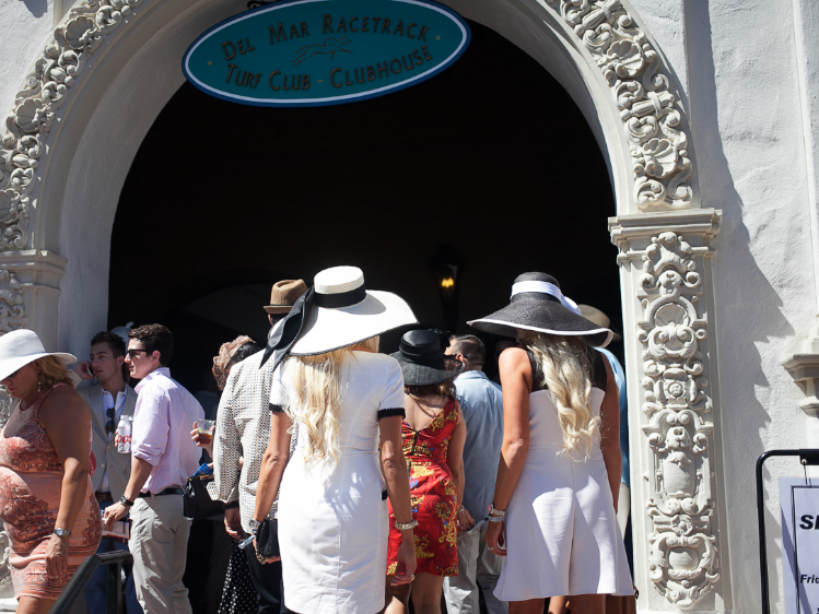 what to wear del mar races opening day 5