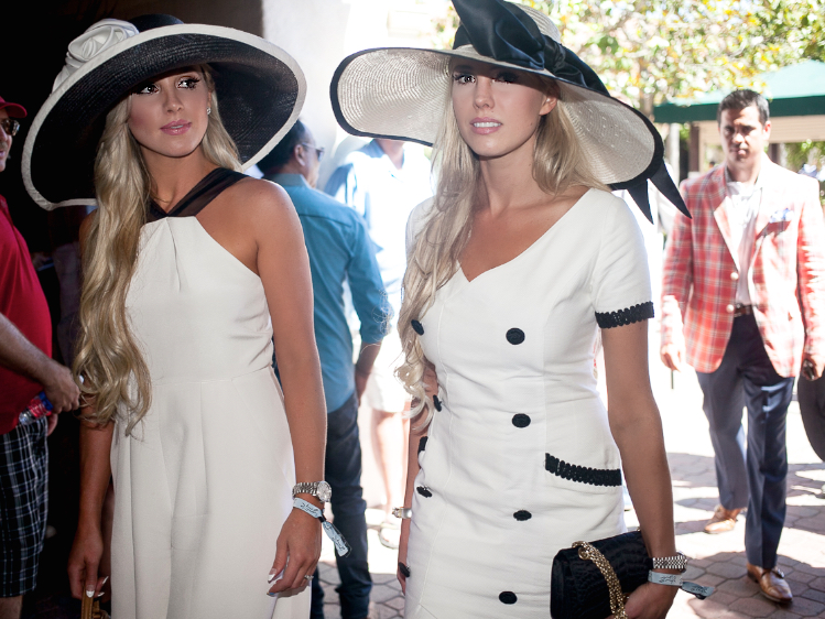 what to wear del mar races opening day 6