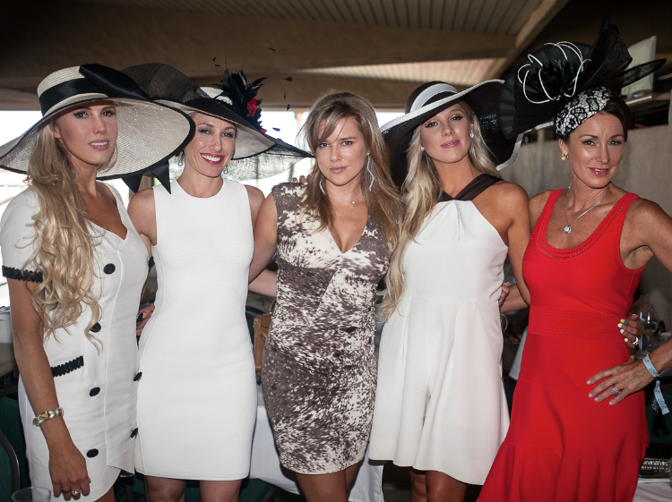 what to wear del mar races opening day 8