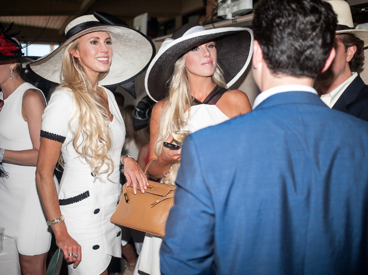 what to wear del mar races opening day 9