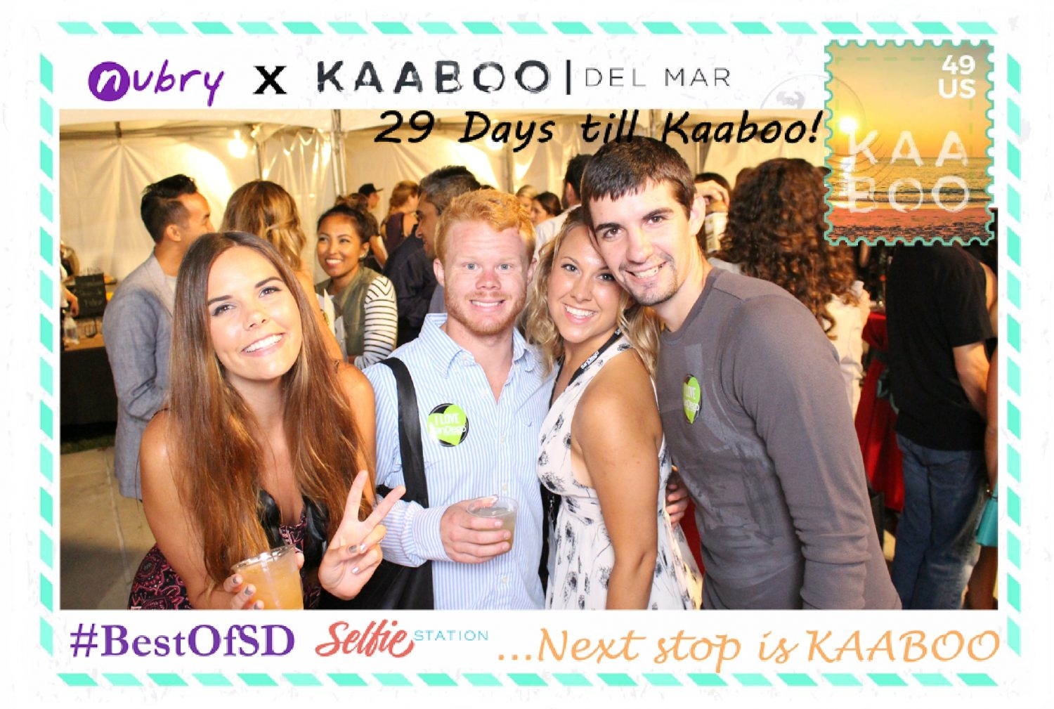 Best of San Diego 2015 party at liberty station