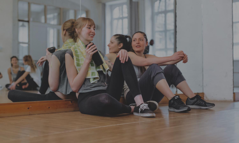 wildfire app - group fitness membership - san diego
