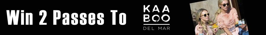 native ad - kaaboo giveaway 2