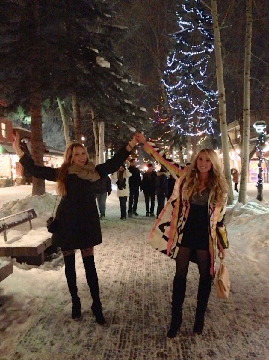 what to wear in aspen at night